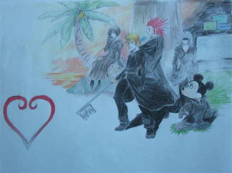Kingdom Hearts 3582 Days Cover  Kingdom Hearts 3582