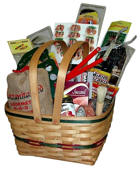 Backyard Gifts by Exalted Griller Gift Basket Grill Inspired Gifts Gb 0748