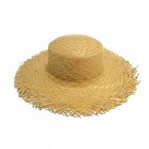 Chapeau De Paille Enfant : chapeau de paille champ tre ~ Melissatoandfro.com Idées de Décoration