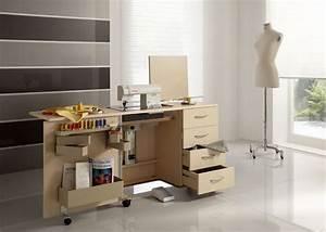 Meuble Rangement Couture : meuble a couture ikea ekipia ~ Farleysfitness.com Idées de Décoration