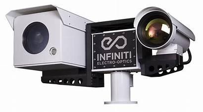 Camera Thermal Range Ptz Ir Surveillance Infrared