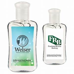 promotional 3 oz hand sanitizer fashion bottle With custom hand sanitizer bottles
