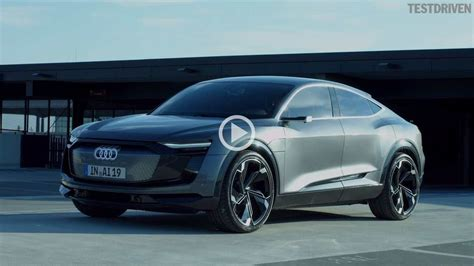 cars audi audi elaine concept car design