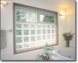glass block bathroom windows houston glass block