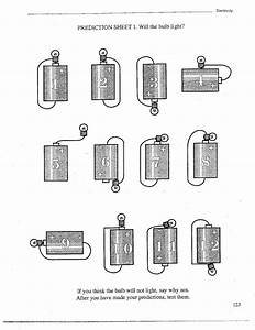 Simple Electrical Circuit Worksheets