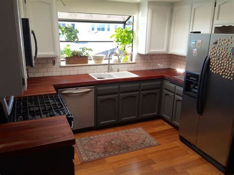 Butcher Block Countertops - how to take care of butcher block countertops