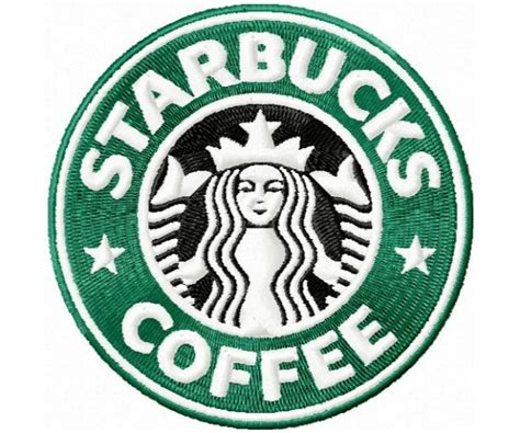 Starbucks Coffee Logo Machine Embroidery Design For Cuban Coffee Knoxville Tn Liqueur Examples Cream Hazelnut Sauce Utah Baileys Recipe How To Drink