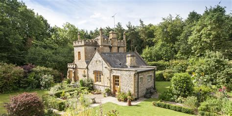 The smallest castle in the UK is up for sale and it's just