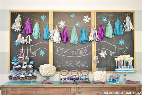 kid birthday party themes craft
