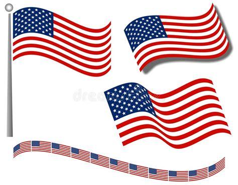 clipart bandiere arte e divisore di clip delle bandiere americane