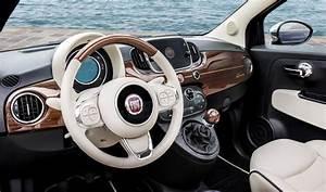 Fiat 500 Interieur : fiat 500 riva 2016 auto mag la passion automobile online ~ Gottalentnigeria.com Avis de Voitures