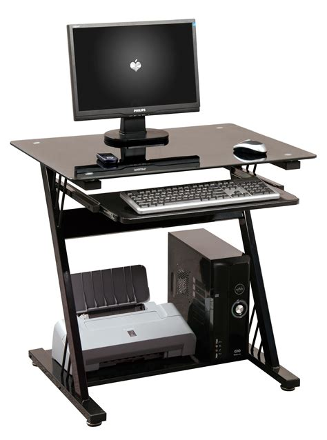 narrow desks for small spaces narrow computer desks for home hostgarcia