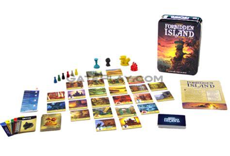 forbidden island board game matt leacock gamewright