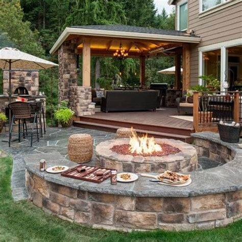 Cool Backyard Patios by 30 Patio Design Ideas For Your Backyard Deck Porch