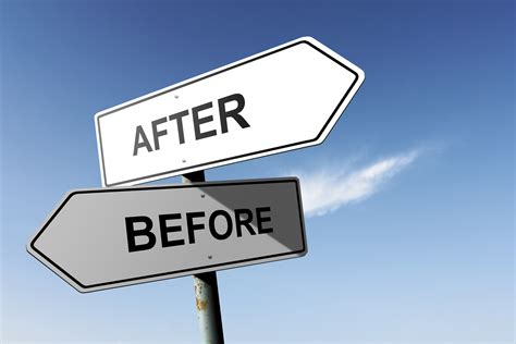 Before And After Words Clipart Clipartxtras