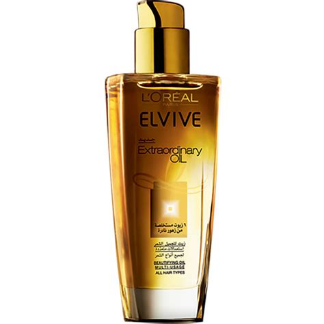 All Hair Types by Buy Loreal Elvive Extraordinary All Hair Types 100 Ml