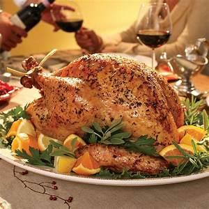 Herb-Roasted Turkey Recipe - EatingWell