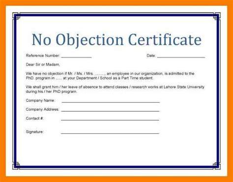 objection letter  business tablethreetencom