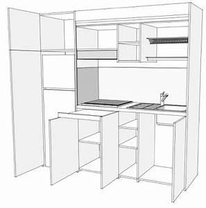 Frigo Compact : armadio cucina compact crea il tuo spazio night day ~ Gottalentnigeria.com Avis de Voitures