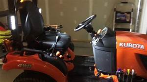 Kubota Bx2380 Led Lights