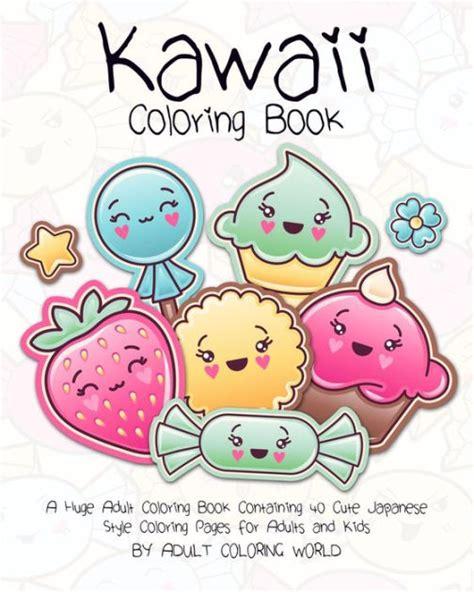 kawaii coloring book kawaii coloring book a coloring book