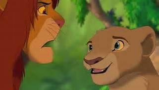 Simba   Nala  The Lion...