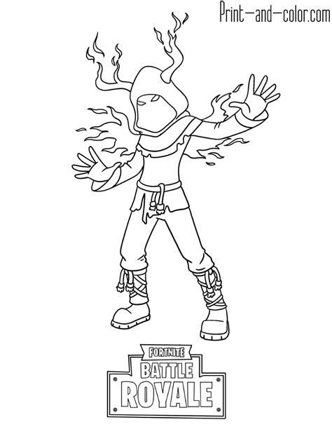 disegni da colorare fortnite skin season 9 fortnite coloring pages print and color