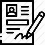 Icon Registration Register Anmeldung Icons Premium Sba