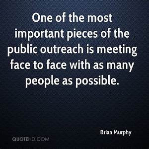 Brian Murphy Qu... Important Meeting Quotes