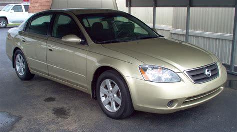 Nissan Altima 2003 by 502 Bad Gateway