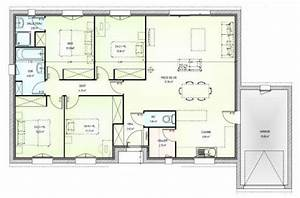 les 25 meilleures idees de la categorie plan maison 90m2 With ordinary plans de maison moderne 10 maison pour primo accedants detail du plan de maison