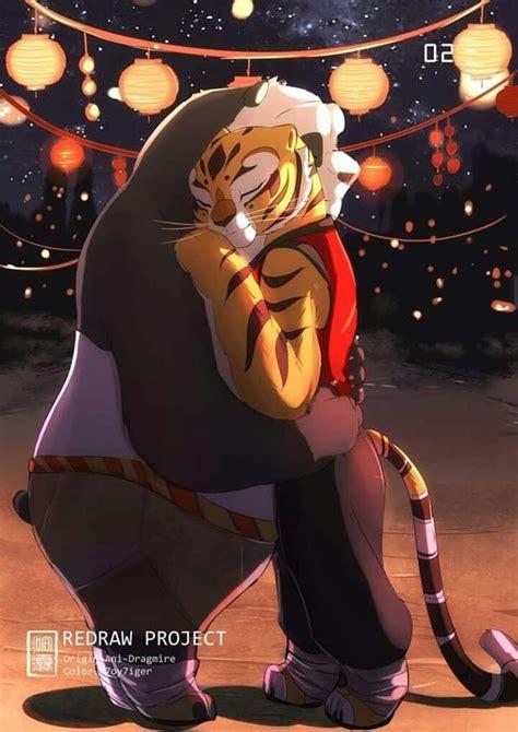 Pin En Tigresa Kung Fu Panda