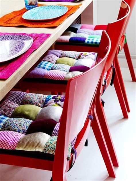galette de siege 1001 idées et inspirations de motifs pour coussin de chaise