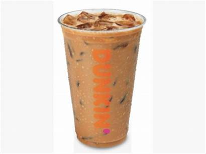 Dunkin Iced Coffee Cup Mls Medium Opening
