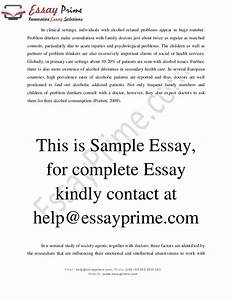 Research Paper Essay Format Essay On Drinking Alcohol In Hindi Language Sample Essay Thesis Statement also How To Use A Thesis Statement In An Essay Essay On Drinking Alcohol Compare Contrast Essay Format Persuasive  High School Essay Example