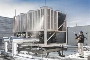 Cooling Tower  Cooling Tower Maintenance