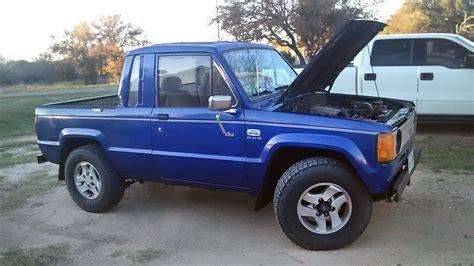 $6,500: 1986 Isuzu Trooper Diesel 4X4 Pickup