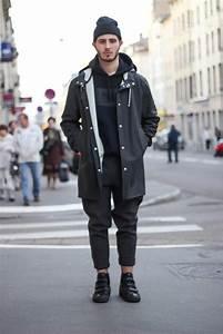 Rain coat season: Mens street style | Done n Done