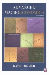 Solution Manual For Advanced Macroeconomics 4th Edition By