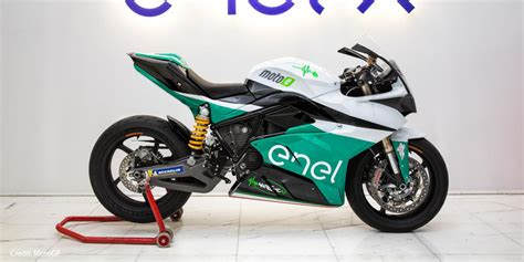 Electric Motorcycle Racing Series Fim Motoe Officially
