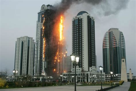 How Fire Safe Are Skyscrapers?
