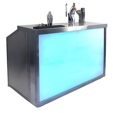 Folding Home Bar by Mobile Folding Bar Barmans Co Uk