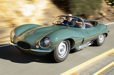 Jaguar Car :  Nine 'new' Jaguar Xkss Road