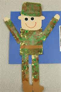 Day Veterans Craft-Soldiers