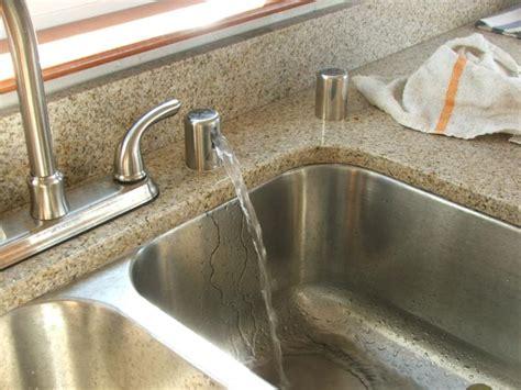 air gap kitchen sink how to install a kitchen sink drain make your best home 4006