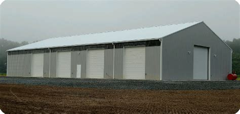 Pole Barn Designs And Plans