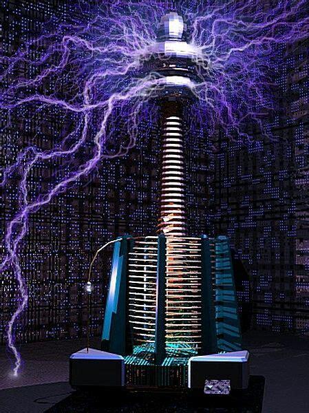Bobina de Tesla | Tesla, Bobina de tesla, Nikola tesla