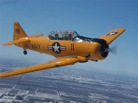 what is a texan t 6 texan warbird ride in chicago