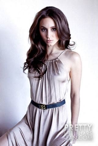 gossip-withouttheguild: Troian Bellisario for Brian Lowe ...