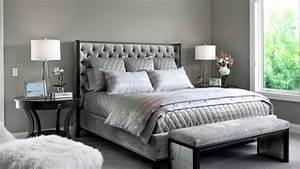 65, Grey, Bedroom, Ideas, 2
